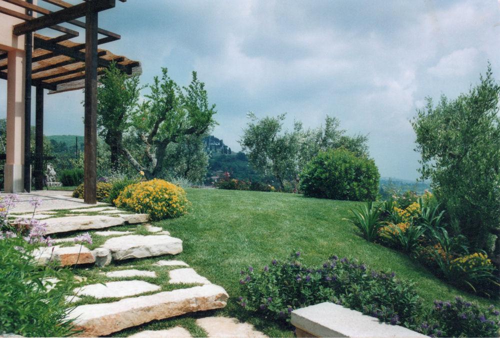 Vivaio green services - Progetto giardino privato ...